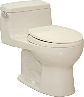 TOTO MS863113#12 Supreme Round One Piece Toilet, Sedona Beige