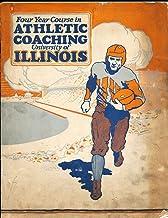 1925 Athletic Coaching University of Illinois program Robert Zuppke vg