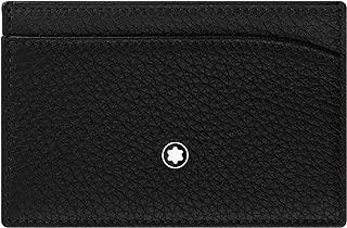 Montblanc Men's Meisterstuck 3 Cc Pocket Holder Leather Wallet