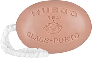 Claus Porto Musgo Real Spiced Citrus On A Rope Soap for Unisex, 6.7 Ounce