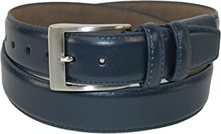PGA Tour Stretch Fit Smooth Leather Belt - Gray