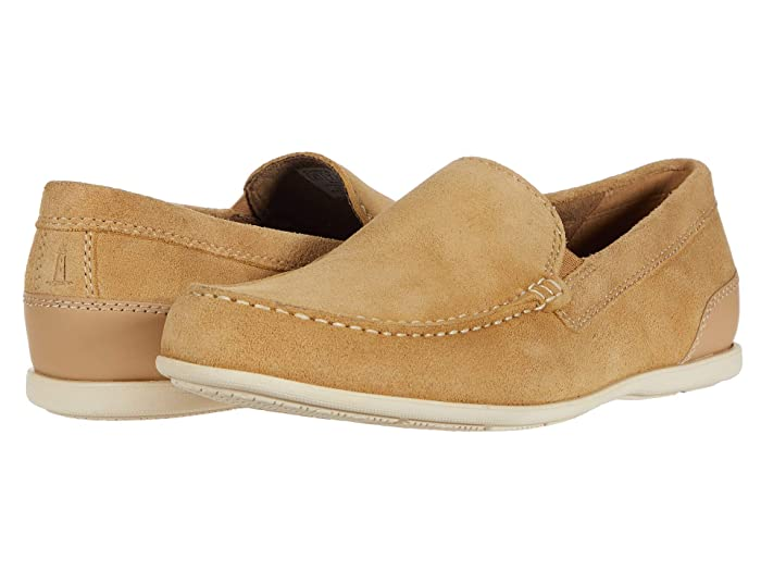 Rockport  Malcom Venetian (Tan Suede) Mens Shoes
