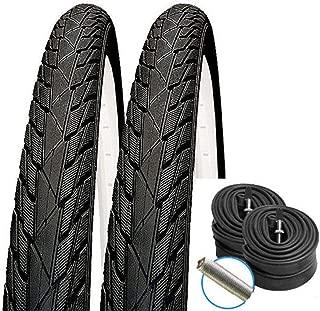 """Negro Conti manguera 2x Kenda neumáticos de bicicleta abrigo k-935 26x1.75/"""" 47-559"""