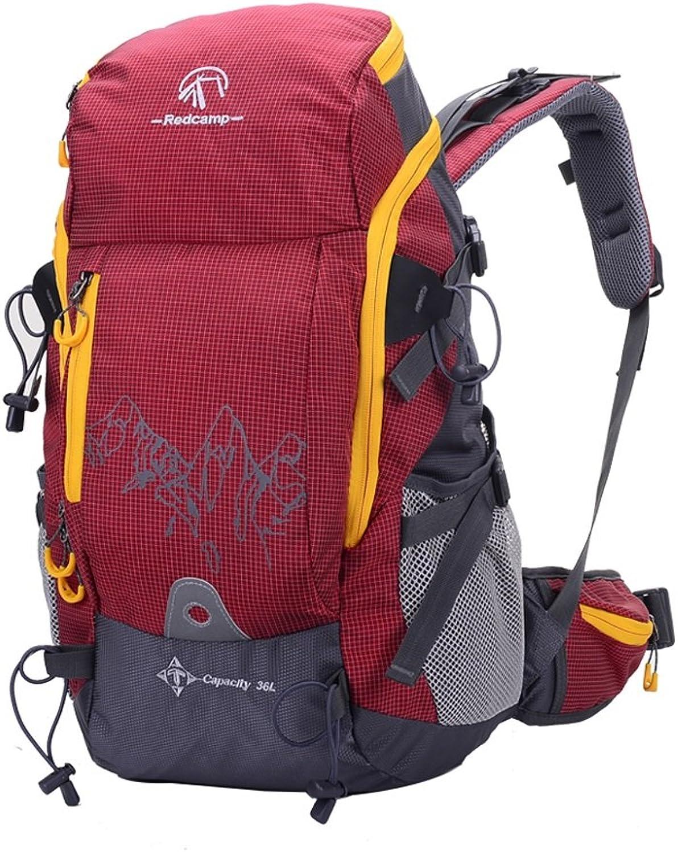 Outdoor männlichen Rucksack große Kapazität Rucksack Reise Sporttasche B077S9FXT5  Sorgfältig ausgewählte Materialien