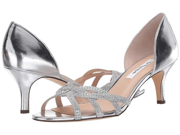 Nina  Cissy (Silver) Womens Shoes