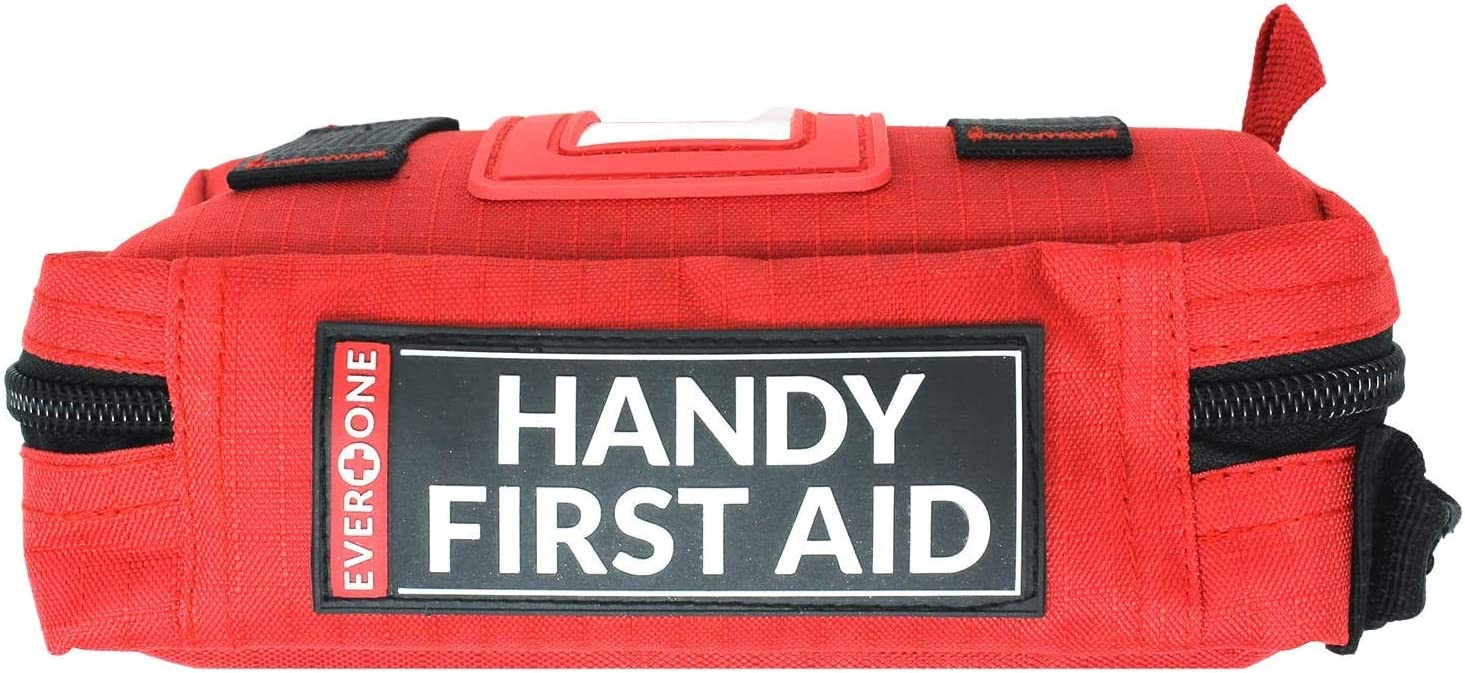 Finally resale start EverOne Handy 50 Piece Kit Red New product type Aid First