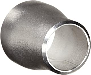 Stainless Steel 304/304L Pipe Fitting, Concentric Reducer Coupling, Butt-Weld, Schedule 10, 2
