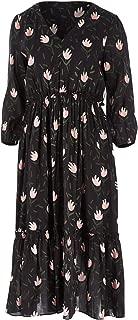 That Bird Label Womens Calf Length Dresses Gillian Waist Dress Winterdate