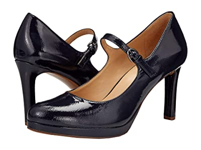 Naturalizer Talissa (French Navy Patent Leather) Women
