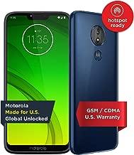 Motorola Moto G7 Power - Unlocked - 32 GB - Marine Blue (US Warranty) - Verizon, AT&T, T-Mobile,...
