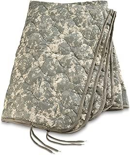 Military Style Poncho Liner Blanket - Woobie (Army Digital Camo ACU)