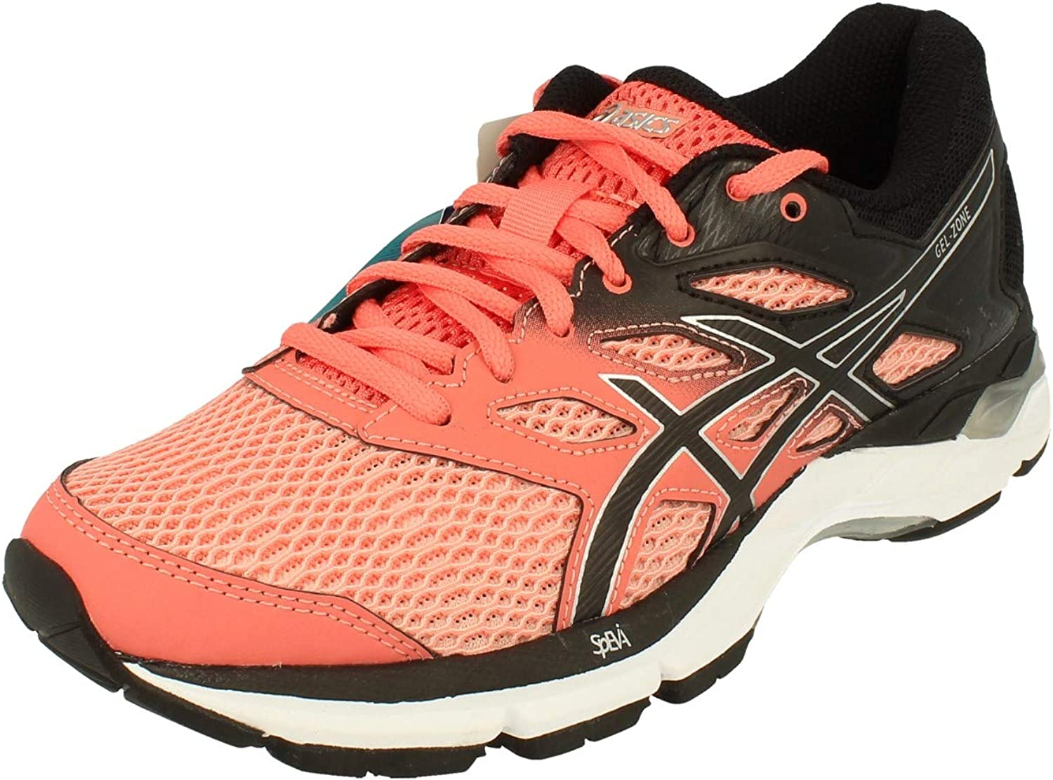 ASICS Gel-Zone 6 Womens Running Trainers 1012A496 Sneakers Shoes