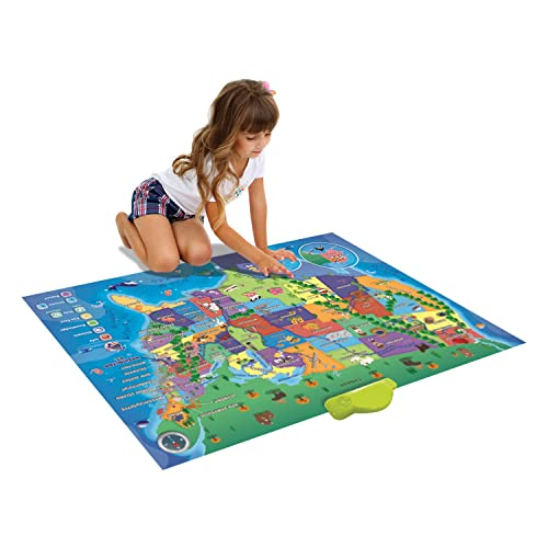 500 Year Old Map Of America.World Map For 2 Year Old Amazon Com