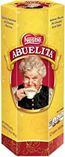 Nestle Abuelita Authentic Mexican Chocolate Drink Mix, 2.38 Lb (Pack of 2 / 24 Tabs)