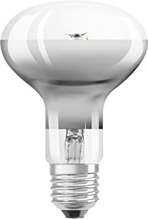 OSRAM LED Reflector Socket: E27, 7 Watt, 48-Watt-Replacement, Warm White 4052899972414