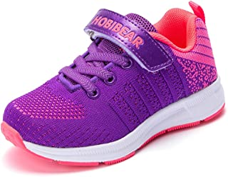 GUBARUN Kids Lightweight Sneakers Boys and Girls Casual Running Shoes