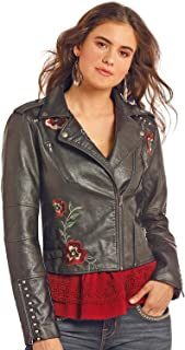 rock and roll bomber jacket