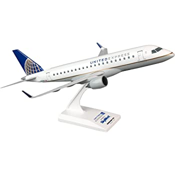 Skymarks United Airlines Post Co Merger Livery Boeing 757-200ER 1:200 SKR598
