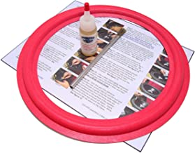 """Cerwin Vega 12"""" Single Speaker Foam Surround Repair Kit - 12 Inch - Fits AT12, A123, A324 Many Others"""