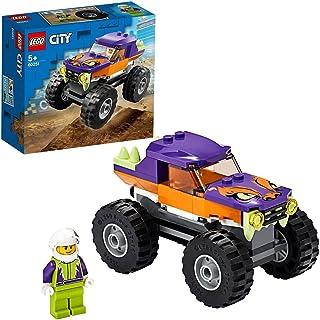 LEGO Creator Monster truck 60251 — zestaw do zabawy, zestawy klocków LEGO dla dzieci (55 elementów)