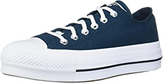 حذاء تشاك تايلور أوول ستار الرياضي ذو نعل موسمي منخفض علوي للسيدات من كونفرس