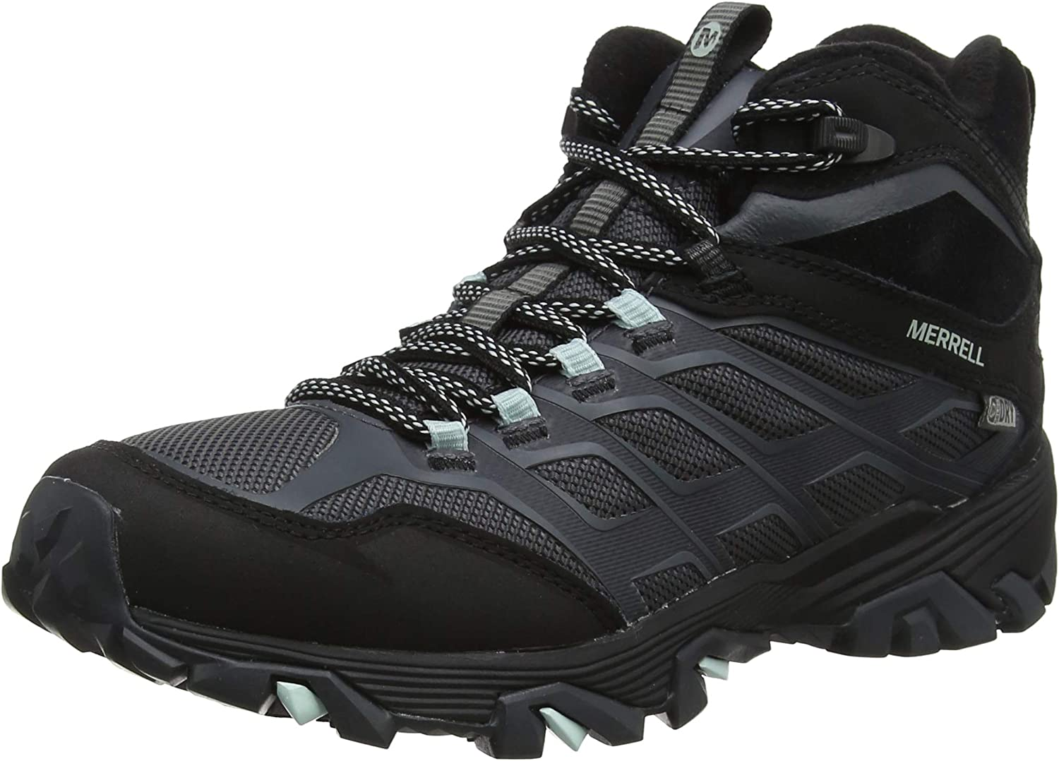 Merrell Womens Moab FST Ice Thermo High Rise Hiking Boots