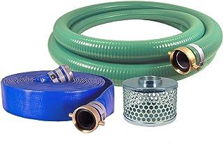 Suction Hose Set DN25-7m Suction Set for Pumps