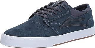 Lakai Footwear Griffin Slate Suedesize Tennis Shoe, Slate Suede