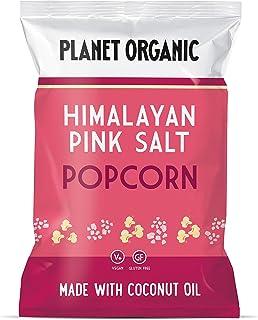 Planet Organic PLANET-ORGANIC Himalayan Salt Popcorn 20g