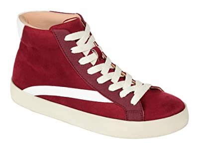 Journee Collection Comfort Foam Josalyn Sneaker (Wine) Women