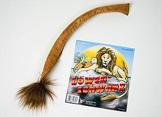 Cola de león, marrón