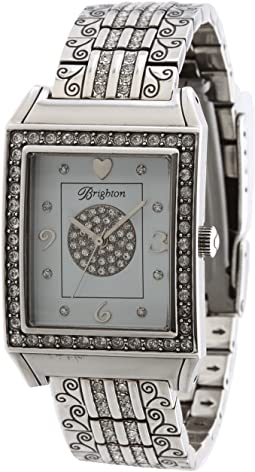 Brighton - Diamond Bar Watch