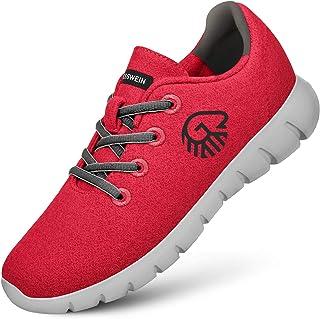 Giesswein Merino Runners Women - Baskets Respirantes en Laine mérinos 3D Stretch, Chaussures légères pour Femmes avec Seme...
