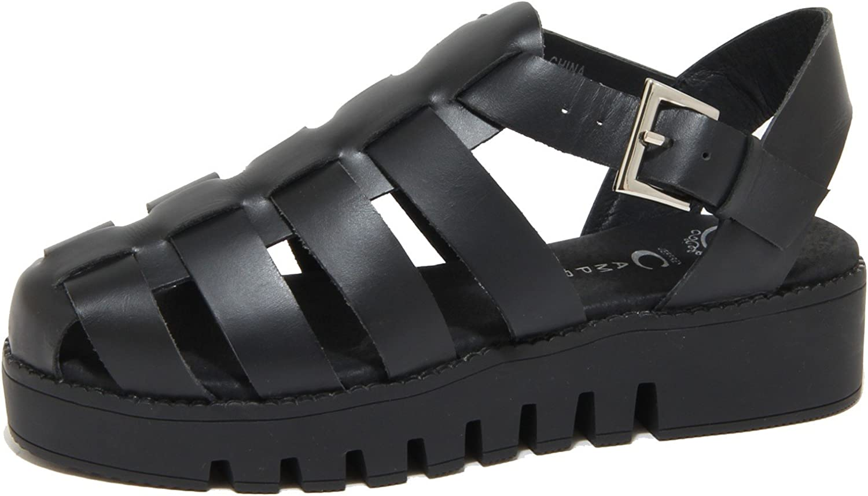 Jeffrey Campbell 8811N Sandalo damen schwarz schuhe Sandals Woman