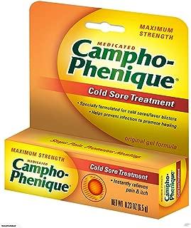 Campho-Phenique Cold Sore Treatment 0.23 oz (Pack of 2)