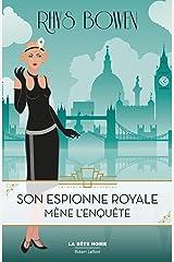 Son Espionne royale mène l'enquête - Tome 1 Format Kindle