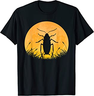Cockroach Easy Halloween Outfit Termite Moon Costume Gift T-Shirt