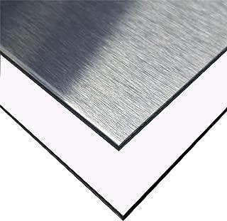 Online Metal Supply Aluminum Composite Sheet - Sign Panel 1/8