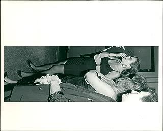 Vintage photo of Jade Jagger