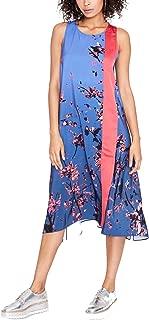 Women's Printed Scarf Dress