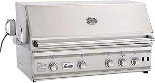 Summerset TRL Series Built-in Gas Grill (TRL38-LP), 38-inch, Propane