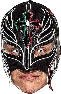Star Cutouts Ltd-SM343 rey mysterio WWE máscara de Gran diversión para la Familia, Amigos y Fans, Color (SM343)