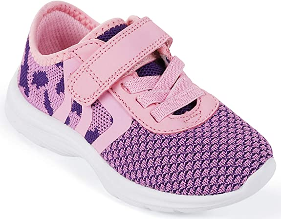 PromArder Toddler/Little Kid Boy Girl Shoes Tennis Running Sports Sneakers