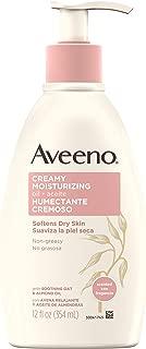 Aveeno Creamy Moisturizing Oil 354 ml