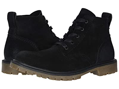 FRYE AND CO. Ranger Chukka (Black Waxed Suede) Men