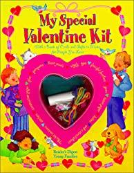 My Special Valentine Kit: With A Book Of Cards And Gifts To Make For People You Love