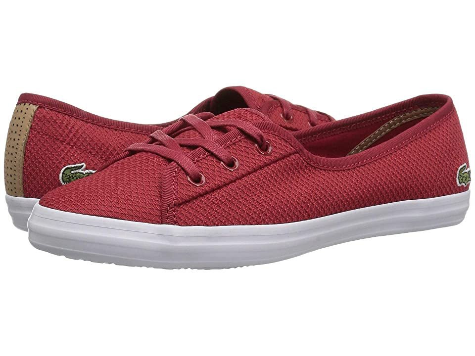 Lacoste Ziane Chunky 318 1 (Red/White) Women