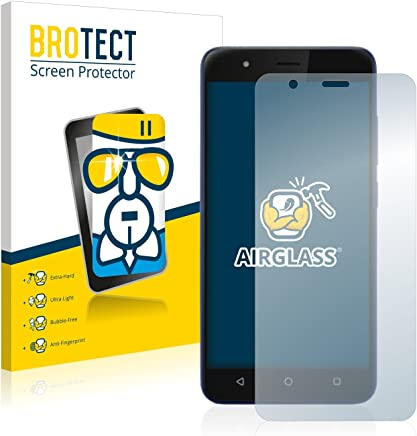 BROTECT Airglass Panzerglasfolie für Gigaset GS270 plus - Flexible 9H Glas-Schutzfolie