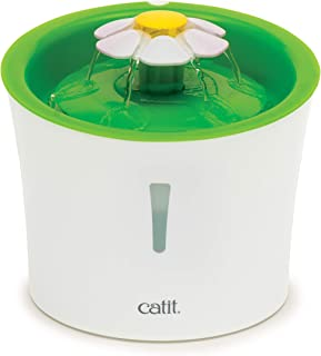 Catit Senses 2.0 Cat Flower Fountain 3L, Cat Water Fountain