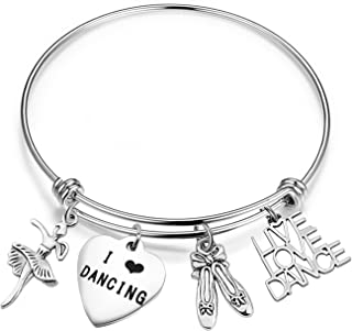 Best dance themed jewelry Reviews